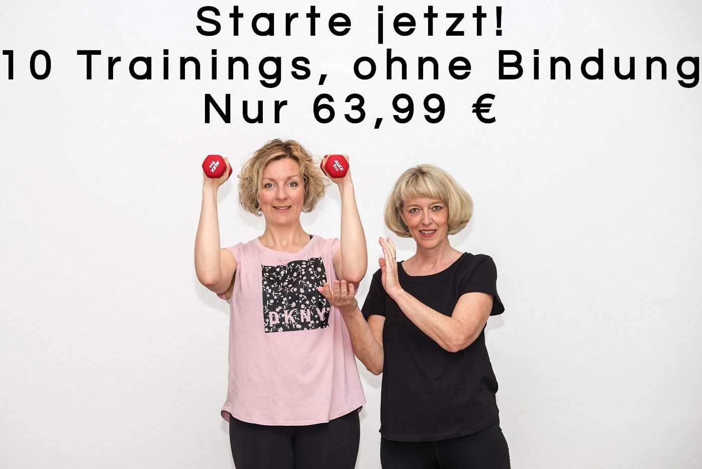 Frauenfitness Berlin